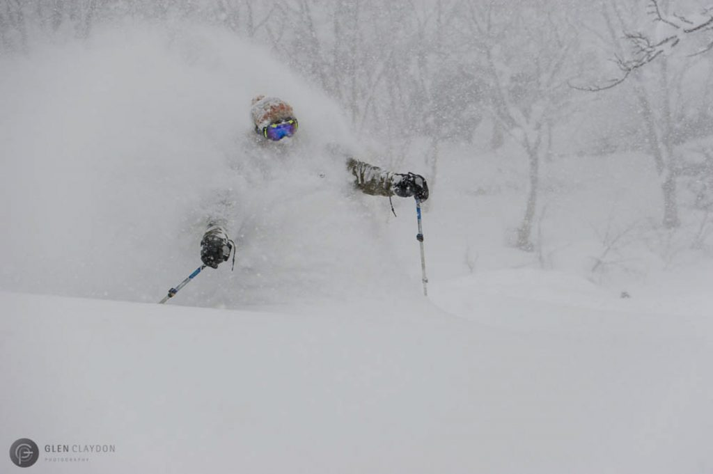 That Sinking Feeling. Six Reasons Why Riding Powder in Japan Rules