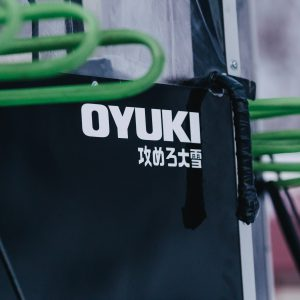 OYUKI SMASHPOW STICKER